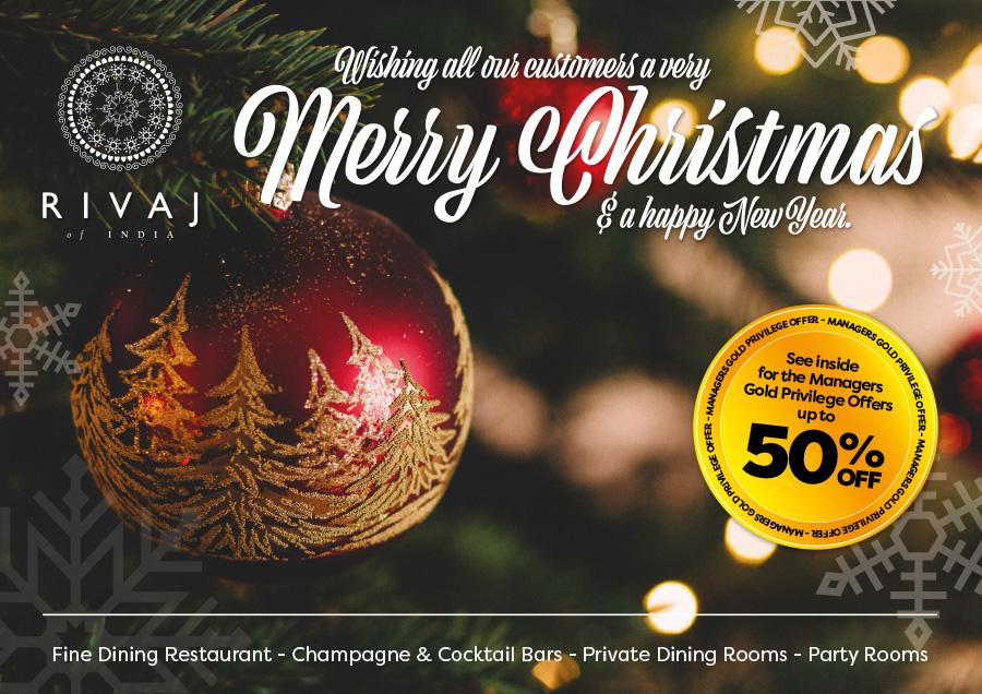 Christmas Dinner Restaurants Near Me 2019.Home Rivaj Indian Restaurant Wigan
